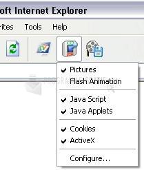 Pantallazo Flash and Pics Control