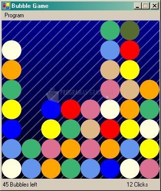 Pantallazo Bubble Game