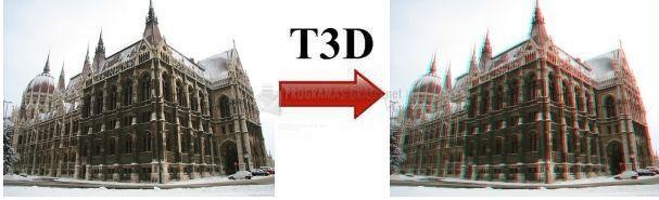 t3d 2d to 3d converter 7.3.5