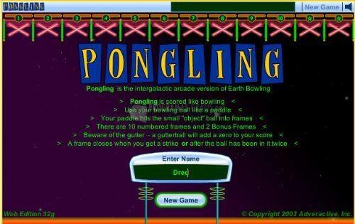 Pantallazo Atomic Pongling