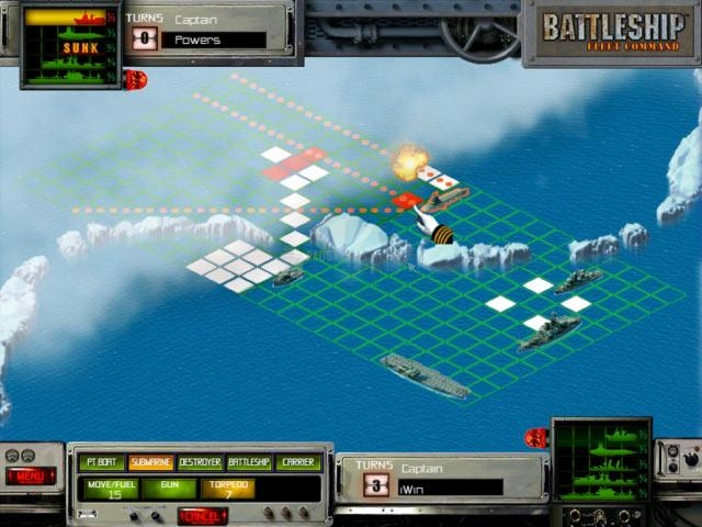 Pantallazo Battleship Fleet Command