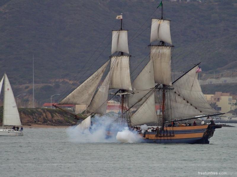 Pantallazo Viejos Barcos de Guerra
