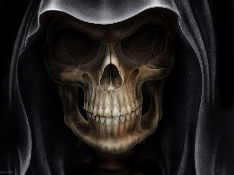 Pantallazo Muerte
