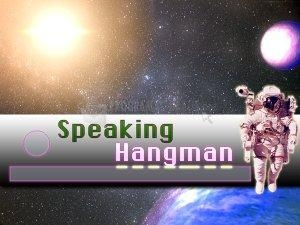 Pantallazo Speaking Hangman