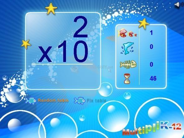 Pantallazo MultipliK12