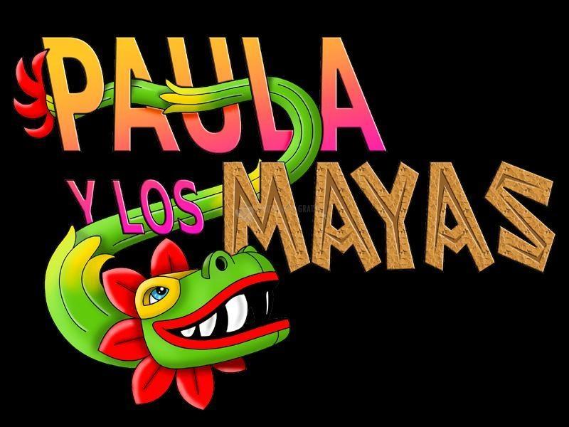 Pantallazo Paula y los Mayas