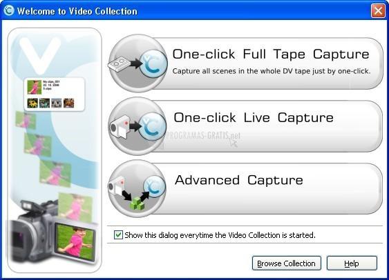 Pantallazo Atific Video Collection