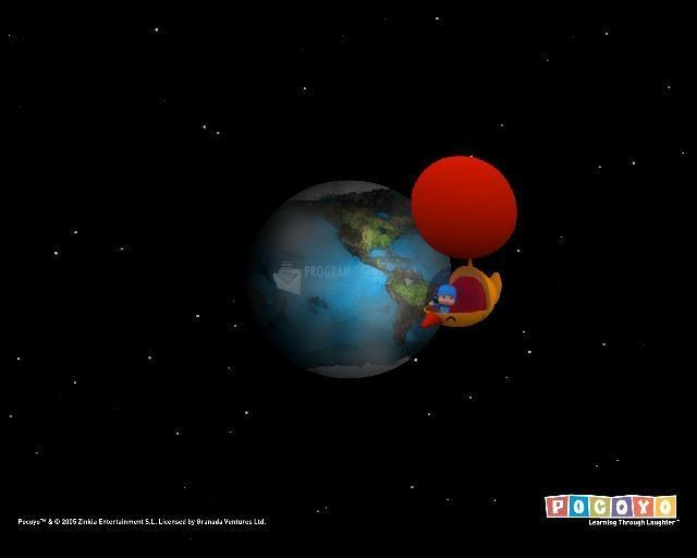 Pantallazo Pocoyo - Around The World