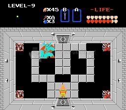 Pantallazo Zelda Classic