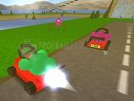 Pantallazo Schmump Go-Karting