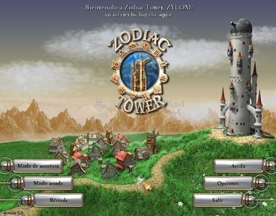 Pantallazo Zodiac Tower Deluxe