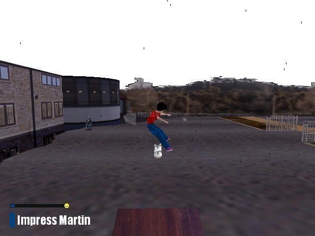 Pantallazo The Old Remedy 3D Skating