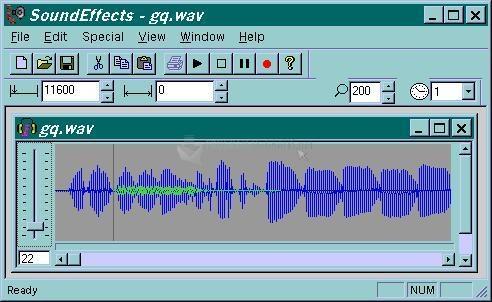 Pantallazo SoundEffects