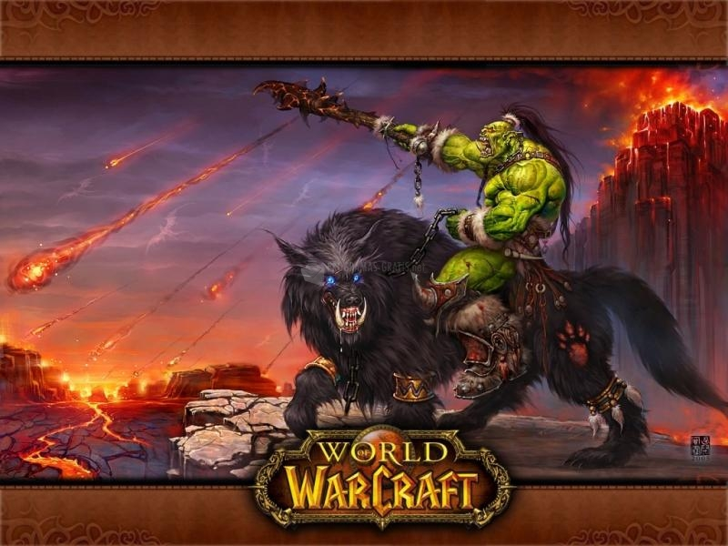 Pantallazo World of Warcraft - Orco
