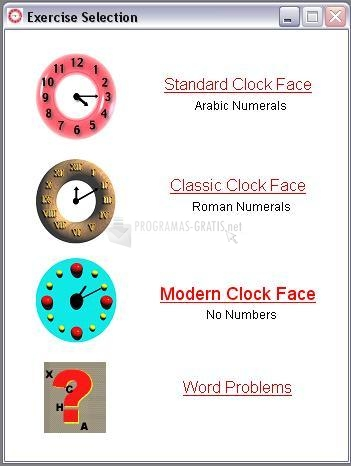 Pantallazo FRS Clock And Time