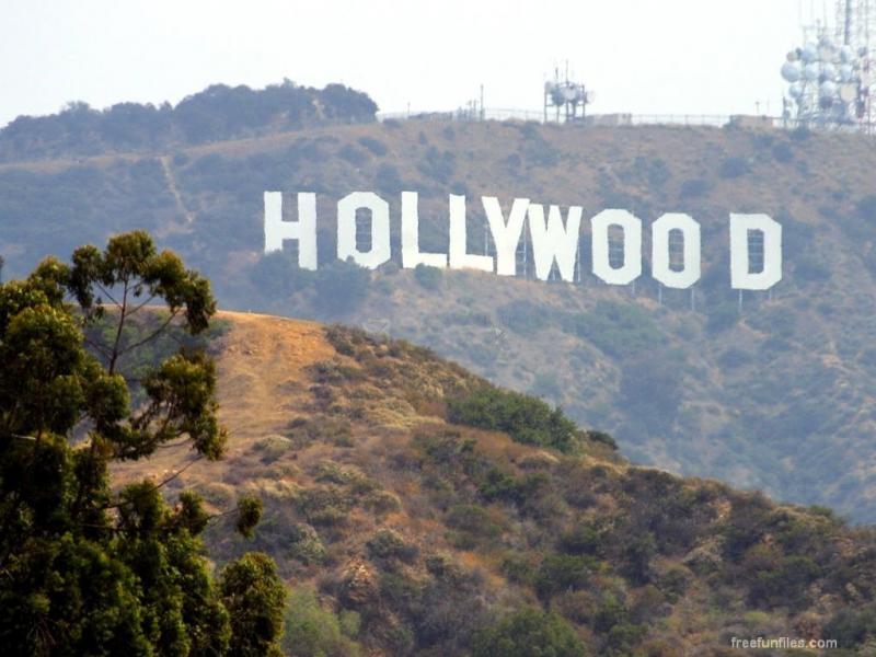 Pantallazo Hollywood