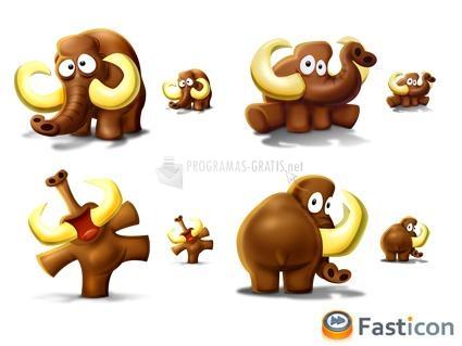 Pantallazo Mammoth Icons