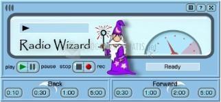 Pantallazo Radio Wizard