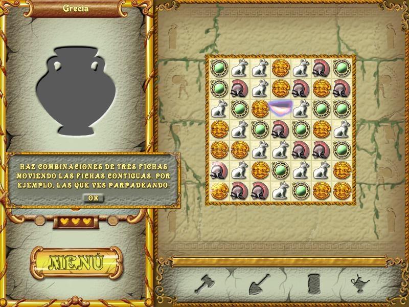 Pantallazo Atlantis Quest Deluxe