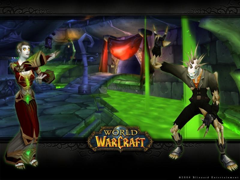 Pantallazo World Of Warcraft - Undercity