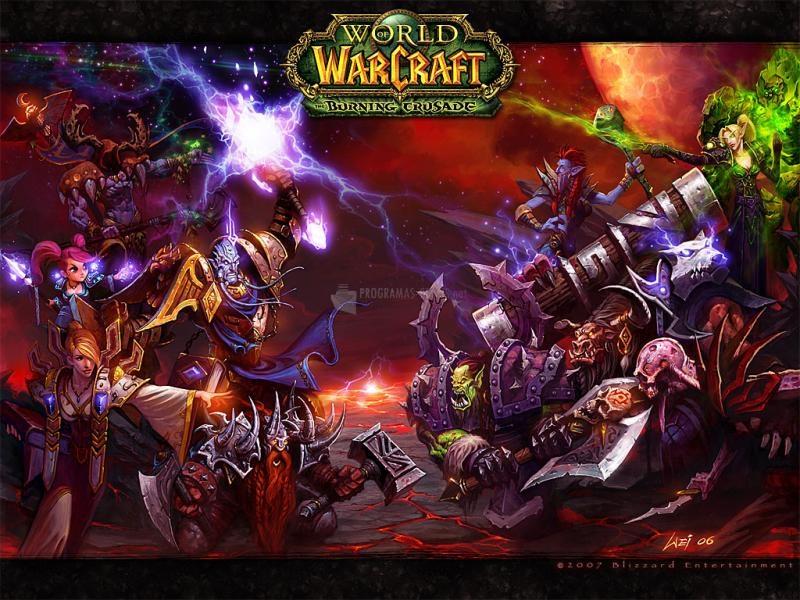 Pantallazo World Of Warcraft - Battlegrounds