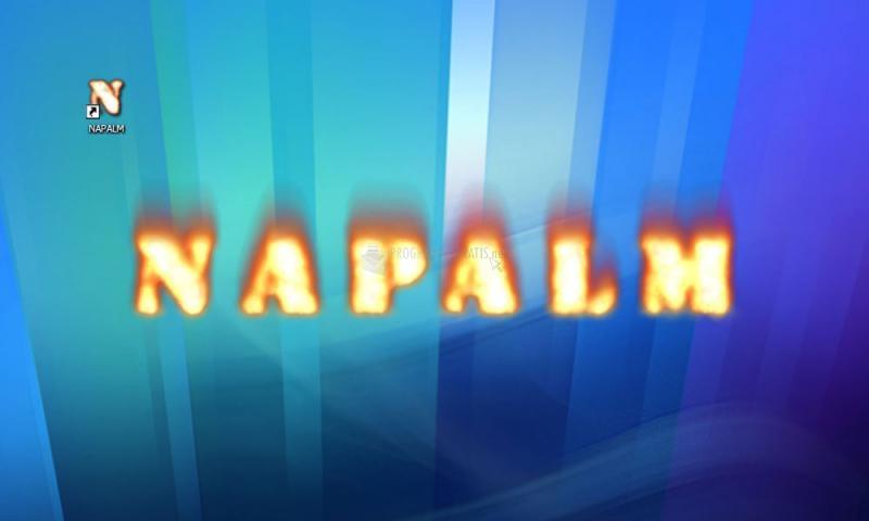 Pantallazo Napalm