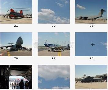 Pantallazo Airshow