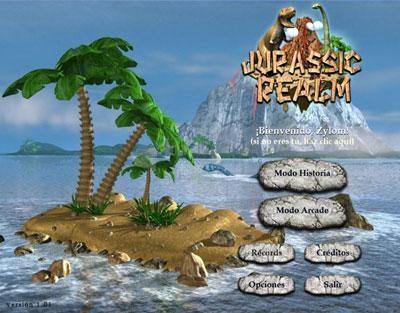 Pantallazo Jurassic Realm Deluxe