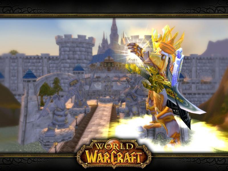 Pantallazo World Of Warcraft - For the Light