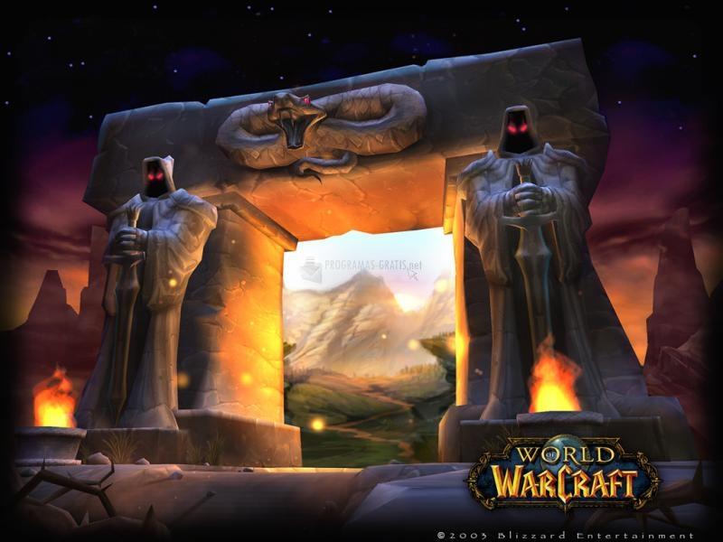 Pantallazo World Of Warcraft - El Portal Oscuro