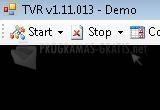 Pantallazo Vipro TVR