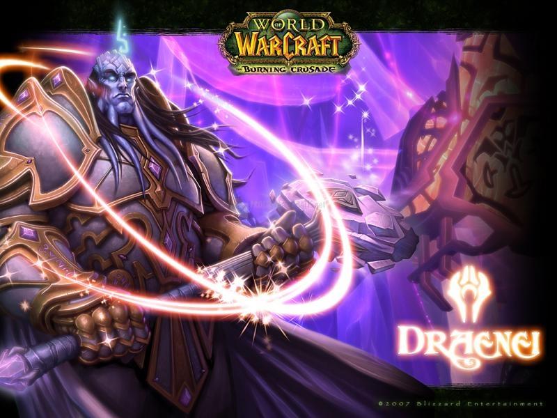 Pantallazo World Of Warcraft - Draenei