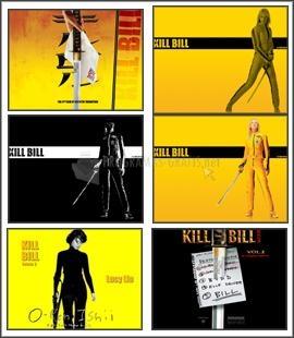 Pantallazo Kill Bill 2 screensaver