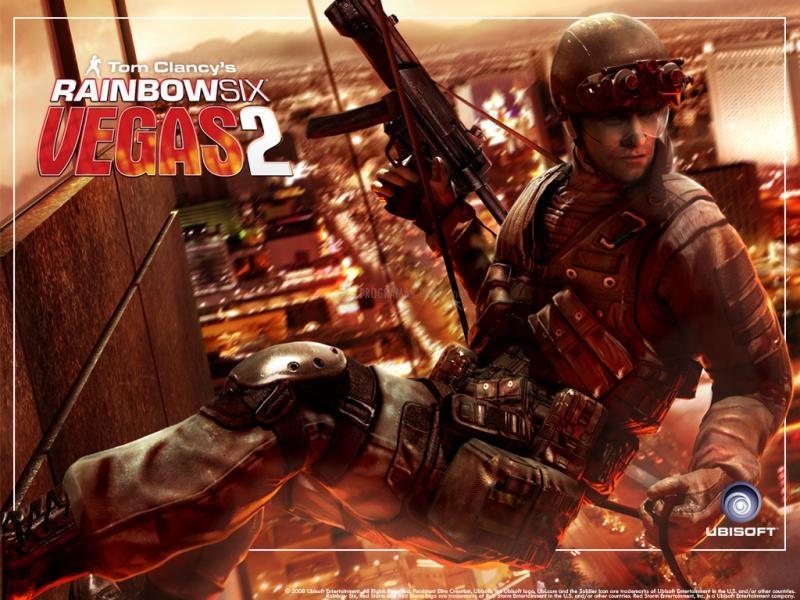 Pantallazo RainbowSix Vegas 2 - Wallpaper A