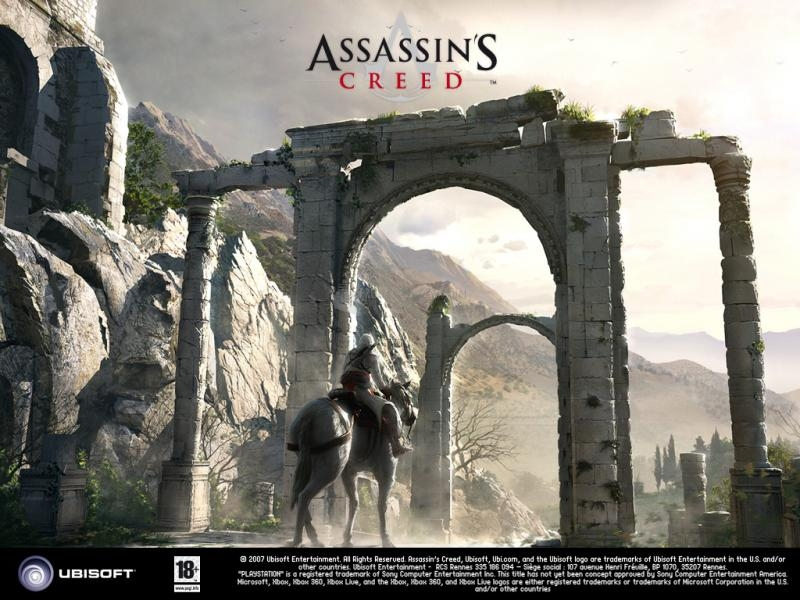 Pantallazo Assassin`s Creed - Wallpaper 2