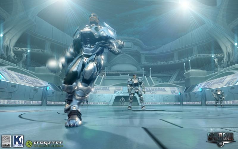 Pantallazo SpeedBall 2 Tournament Multiplayer