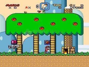 Pantallazo Super Mario Pac