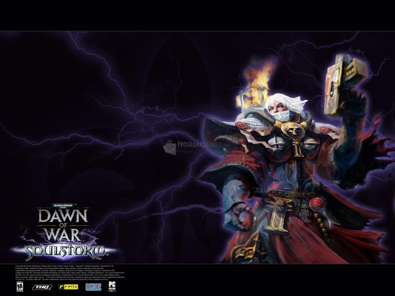 Pantallazo Dawn of War: Soulstorm - Wallpaper 4