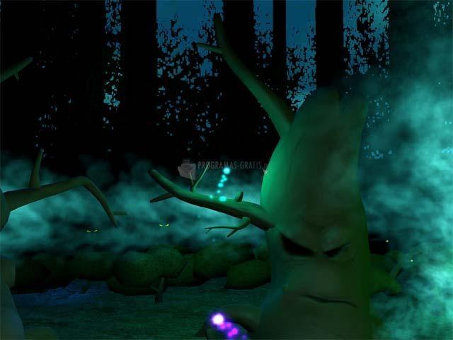 Pantallazo Magic Forest 3D Screensaver