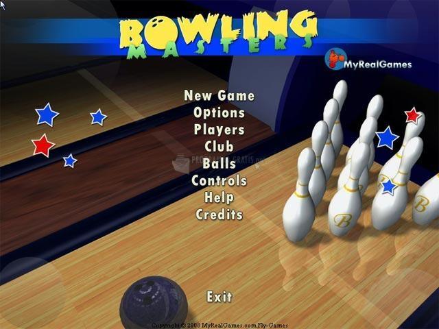 Pantallazo Bowling Masters