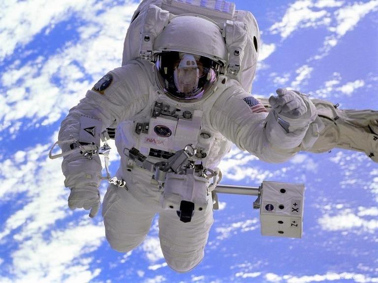 Pantallazo Astronauta