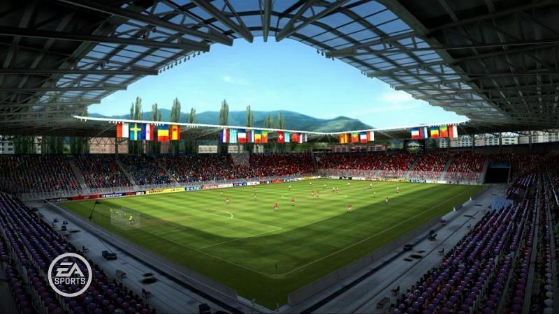 Pantallazo UEFA EURO 2008