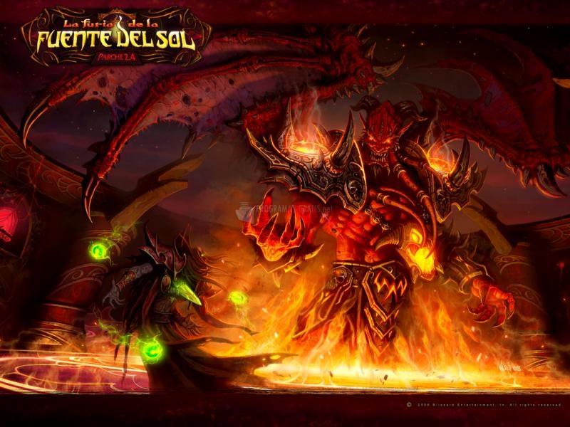 Pantallazo World Of Warcraft - SunWell