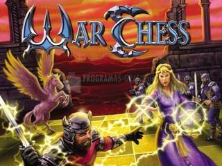 Pantallazo War Chess