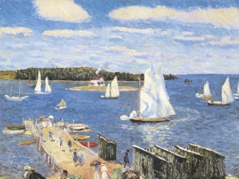 Pantallazo 150 Impressionist Paintings