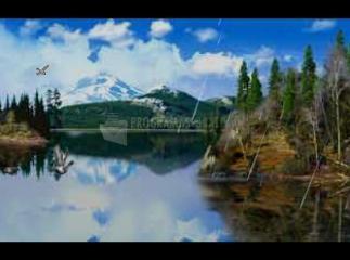 Pantallazo 3D Four Seasons Screensavers