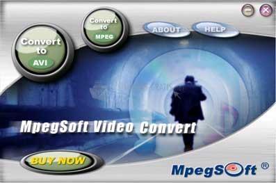Pantallazo MpegSoft Video Convert