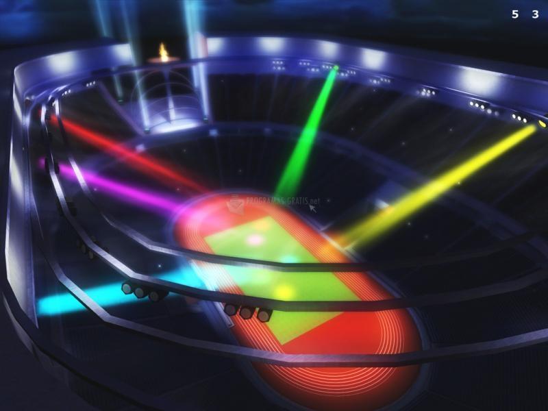 Pantallazo 3D Olympic Stadium Screensaver