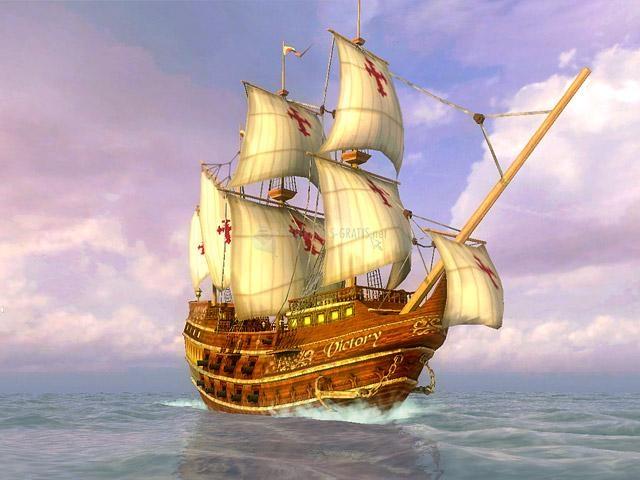 Pantallazo Sea Voyage 3D Screensaver