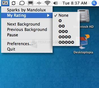 Pantallazo Desktoptopia